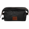 Black Toiletry Case