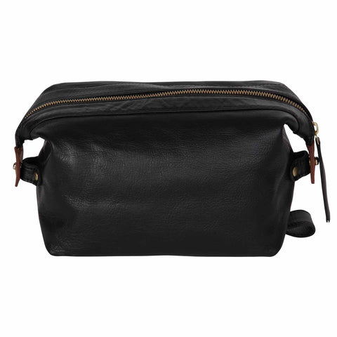 Sloane Black Toiletry Case