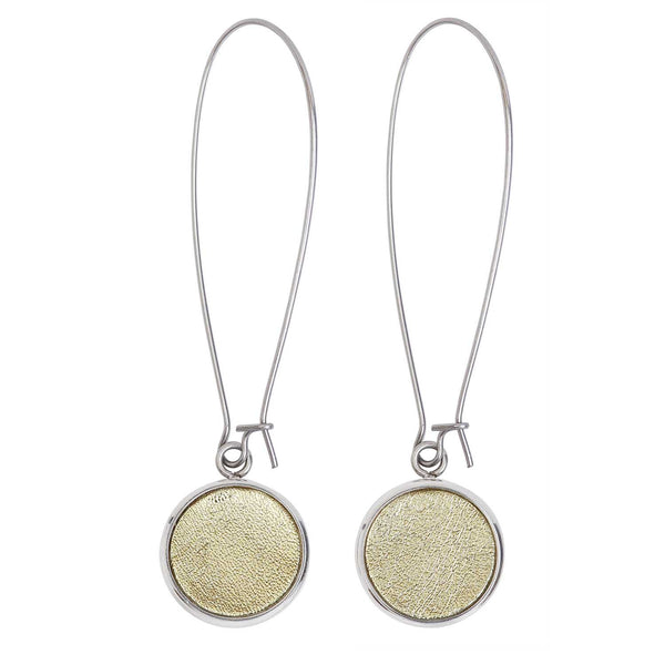 Silverdale Gold Drop Earrings