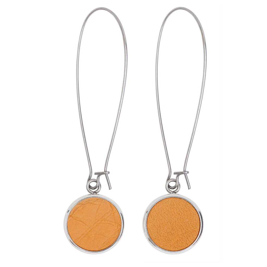 Silverdale Citrus Drop Earrings