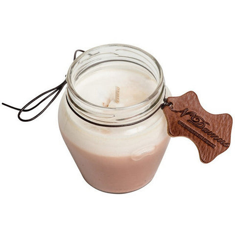 Cappuccino Soy wax candles