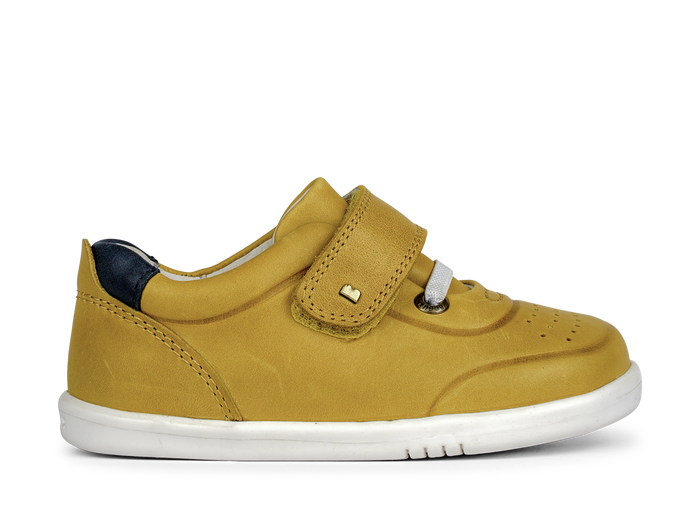 Ryder Trainer Chartreuse + Navy