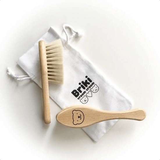 Bear Hair Brush