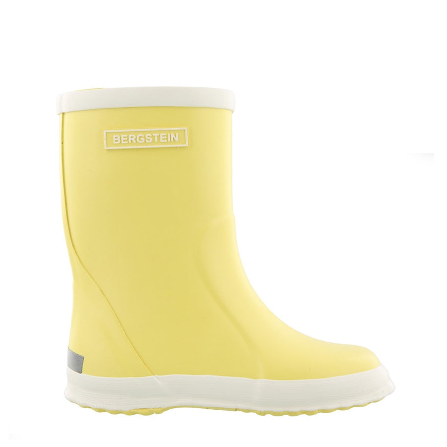 Lemon Rain Boot
