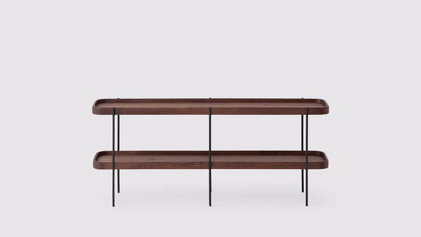 Sage Console Table - Walnut