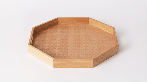 Weave Tray - Octagon