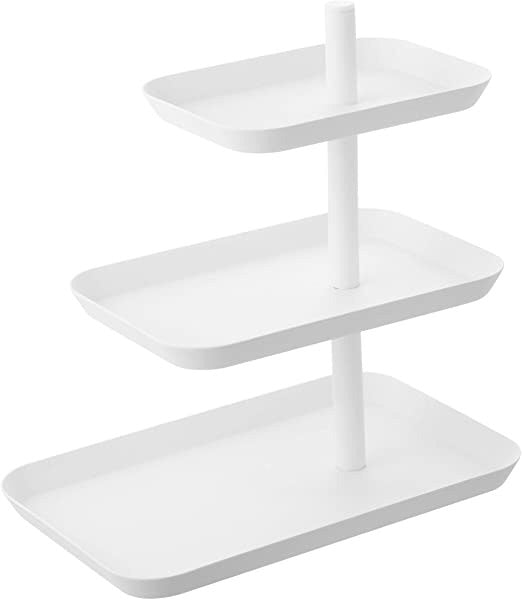 Tower 3-Tiered Serving Stand by Yamazaki