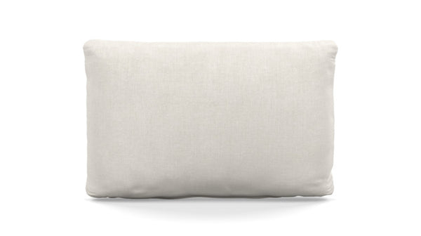 Lumbar Pillow with fibre