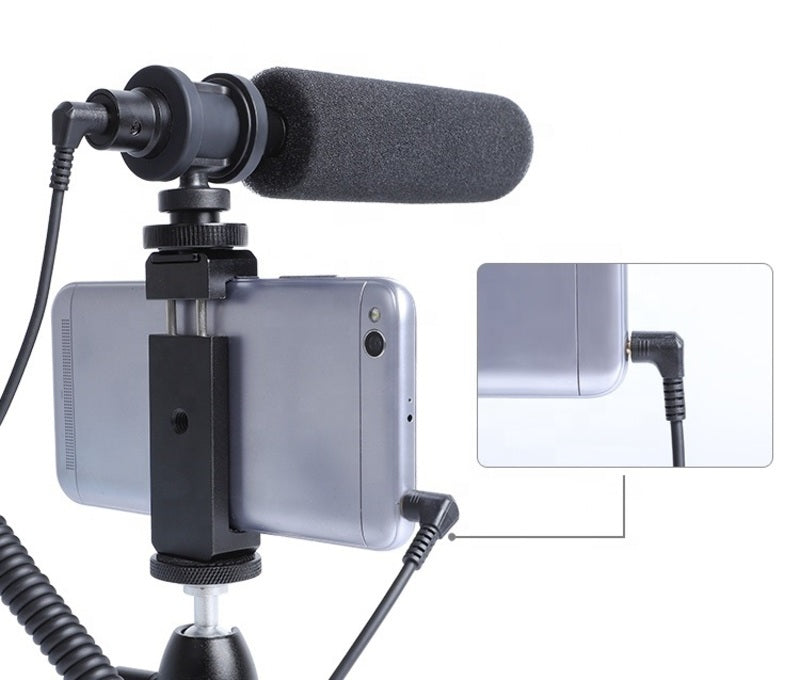 Microphone for iphone