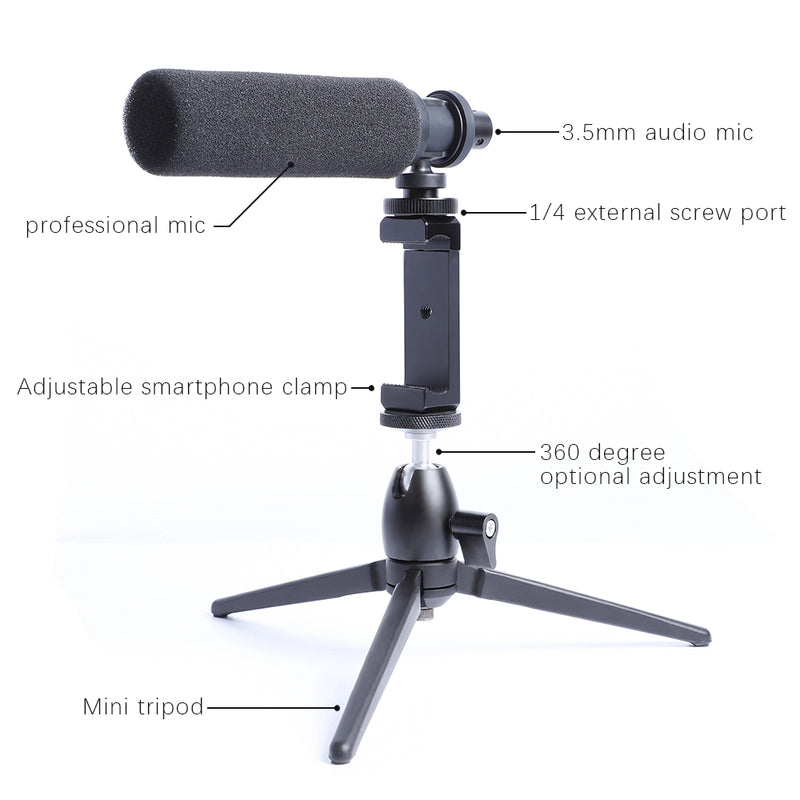 iphone external microphone