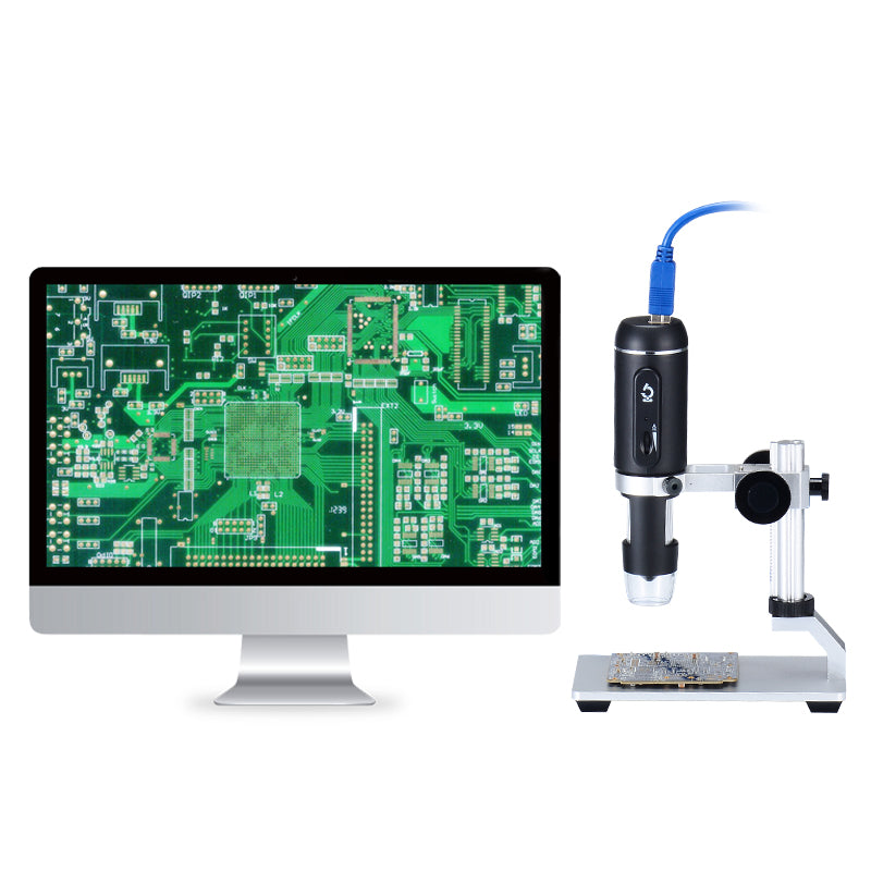 HyperClear™ 5MP 2K (QHD) 1960p USB 3.0 Digital Microscope Camera