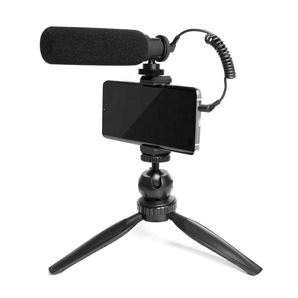 Maono Smartphone Podcast Microphone / Streaming Microphone - 100 Gizmos