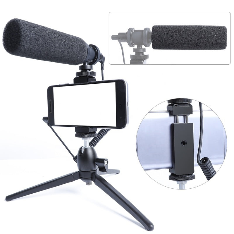 Maono™ Smartphone Podcast Microphone / Streaming Microphone - 100 Gizmos