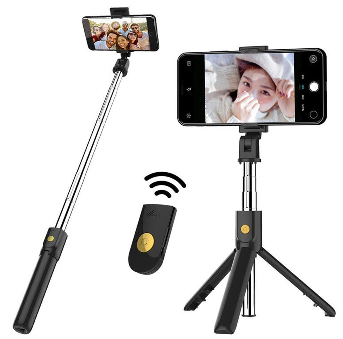 ShootSteady™ Bluetooth Phone Tripod Mount