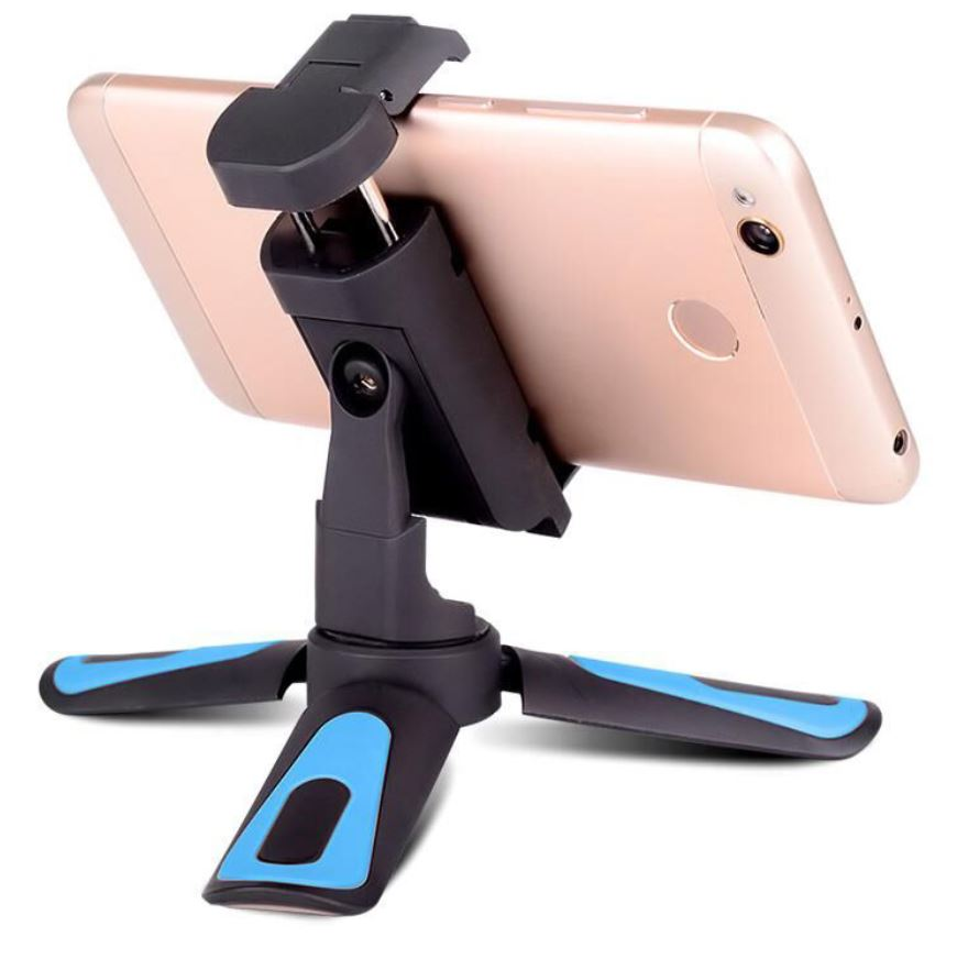 iPhone tripod