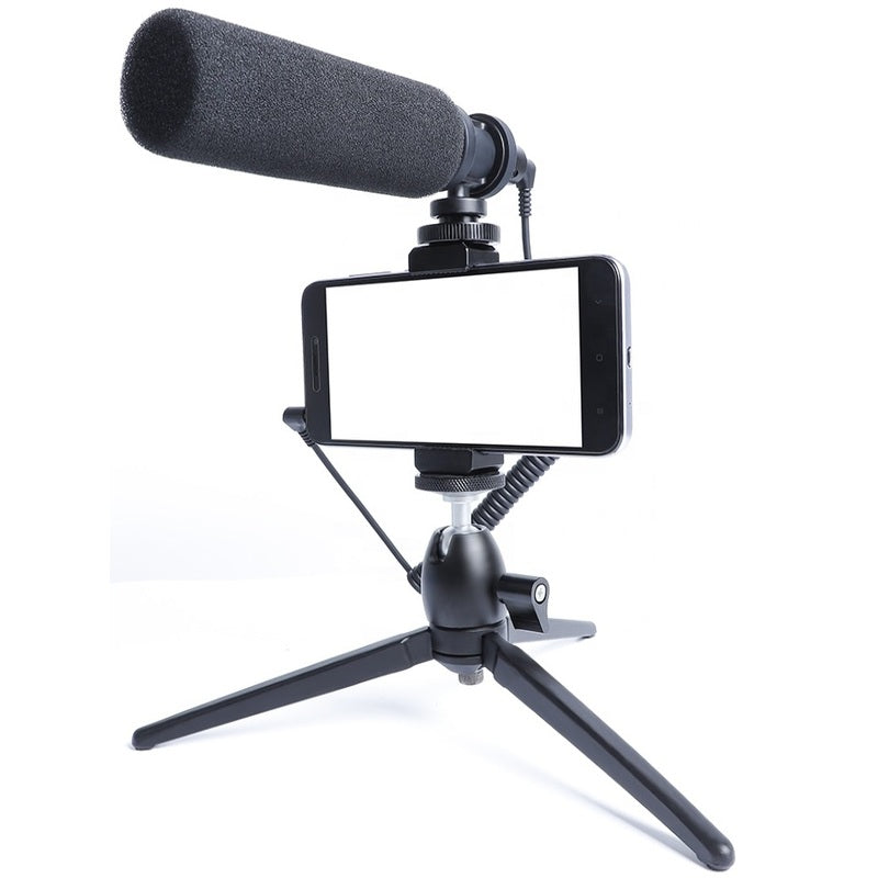 Maono™ FULL METAL Smartphone Podcast Microphone / Streaming Microphone - PRO EDITION