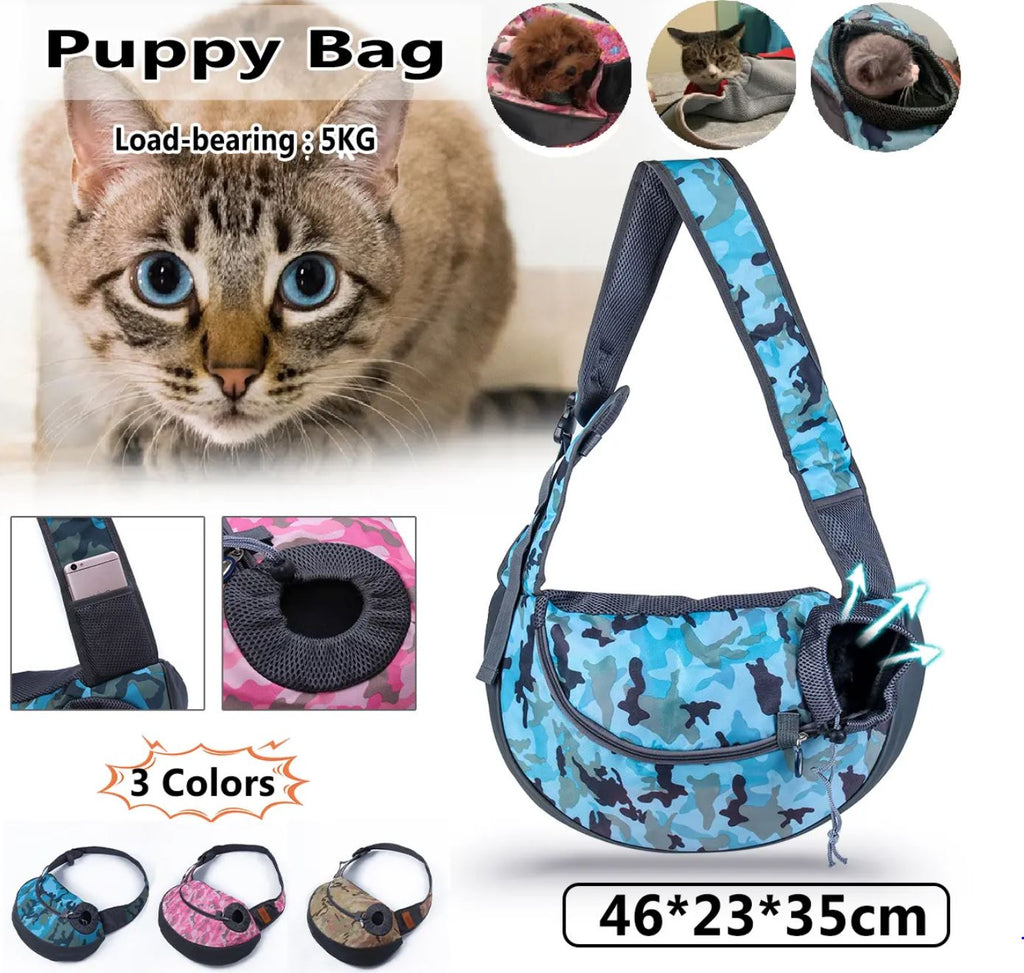PetCarry™ Cat Carrier Bag - 100 Gizmos