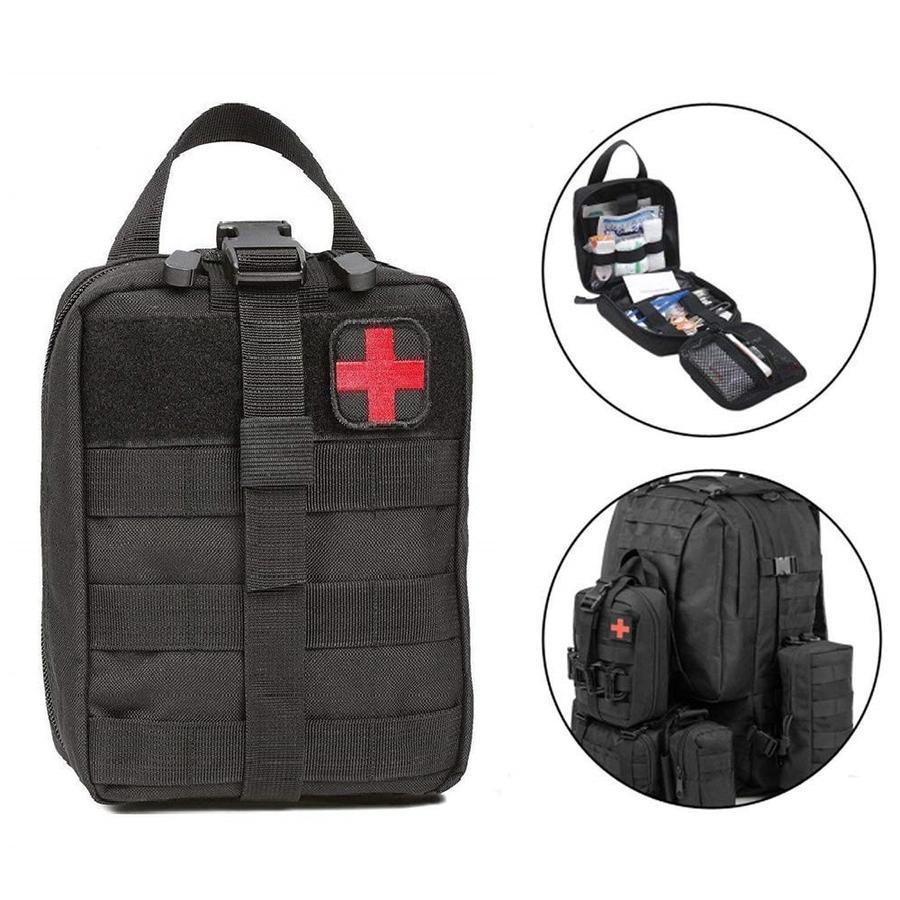 Medical First Aid Pouch - 100 Gizmos