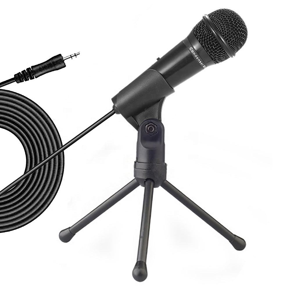 SmoothStream™ 3.5mm Microphone - 100 Gizmos