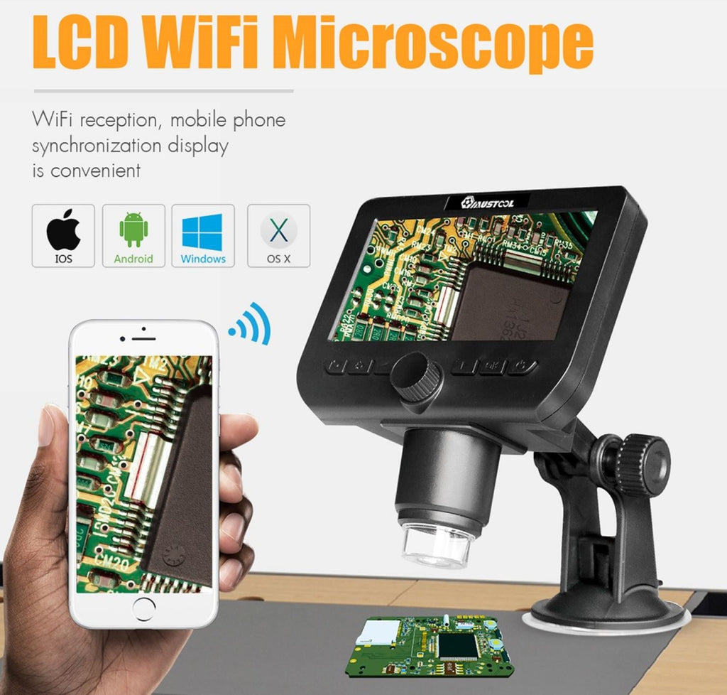 Wifi Microscope
