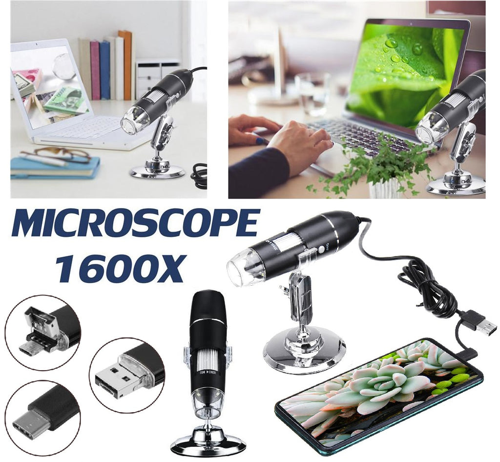 Amazon microscope