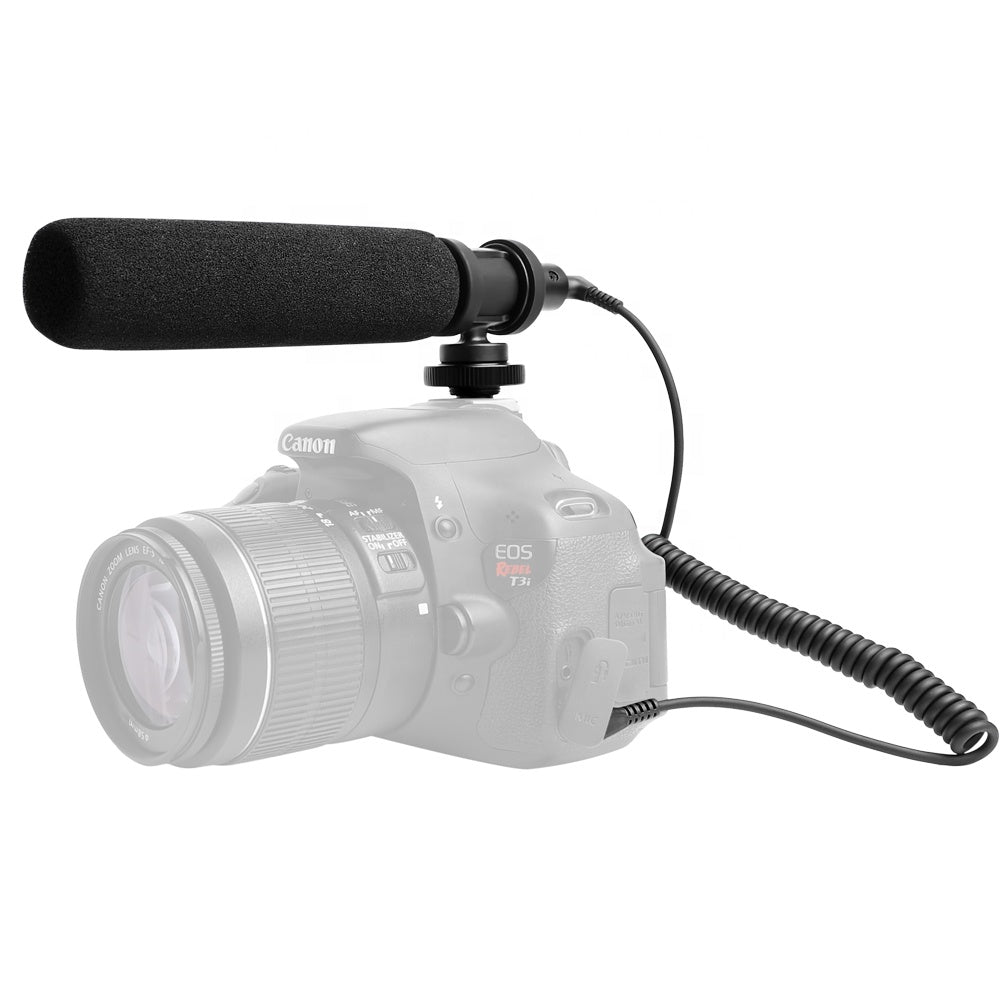 Maono DSLR Camera Microphone / Shotgun Microphone