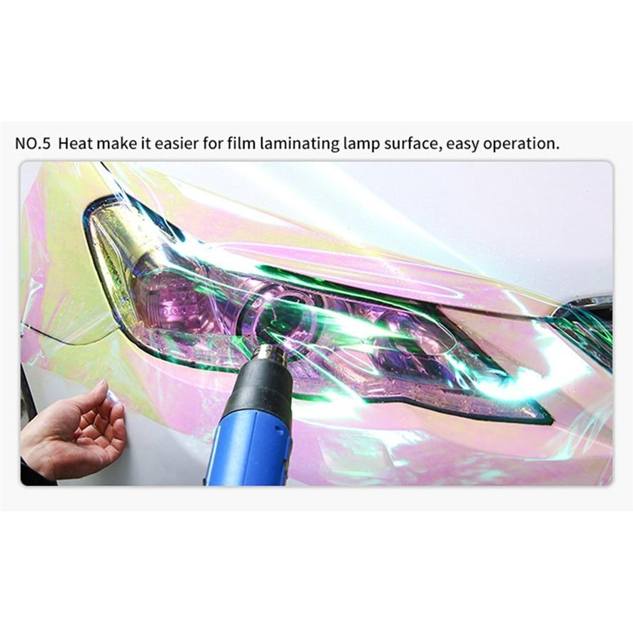 Light Film Wrap 30X60CM - 100 Gizmos