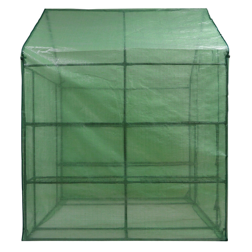 Large Walk-in Plant Greenhouse - 100 Gizmos