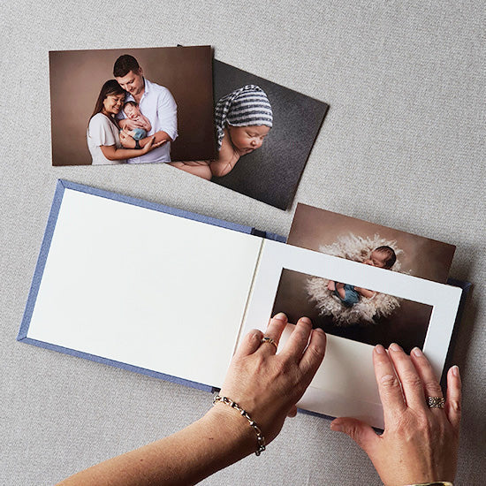 Matted Photo Albums Australia
