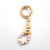 Teether With Silicone Beads & Beechwood (short)