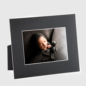 "5x7"" photo mounts with built in stand (outer size 8x10"")"