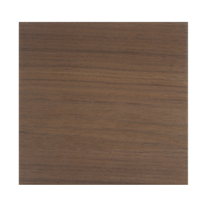 "6x4"" Square 'Walnut' Wooden Box (Photo lid - optional extra)"