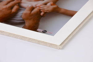 "10x8"" - 2 Photo - HORIZONTAL Display Frame"