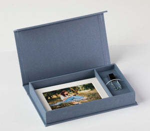 "7x5"" Print Box With USB Area"