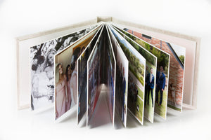 "10x8"" - 20 Photo - HORIZONTAL Peel'n'Stick Album"