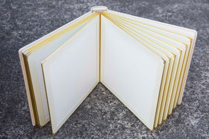 "10x10"" - IVORY - Classic Matted Albums - 10, 12, 15 or 25 pages"