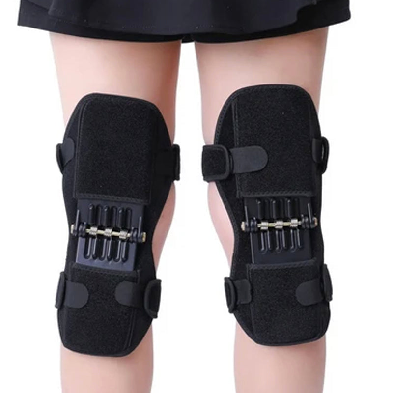 Powerful Rebound Spring Force Knee Pad Knee Support Patellar Joints