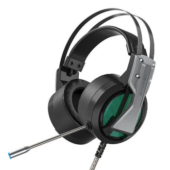 BlitzWolf® Bw-Gh1 Gaming Headphone 7.1Surround Sound Bass Game Headset