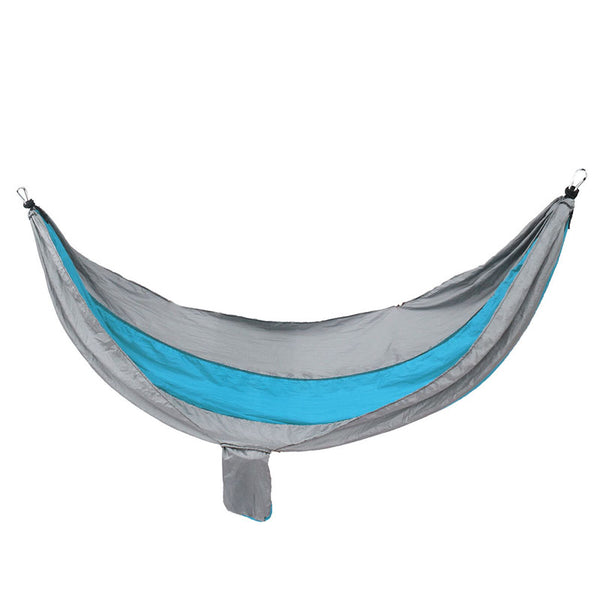 Portable Outdoor Hammock Camping Ultra Light Nylon for Double Person