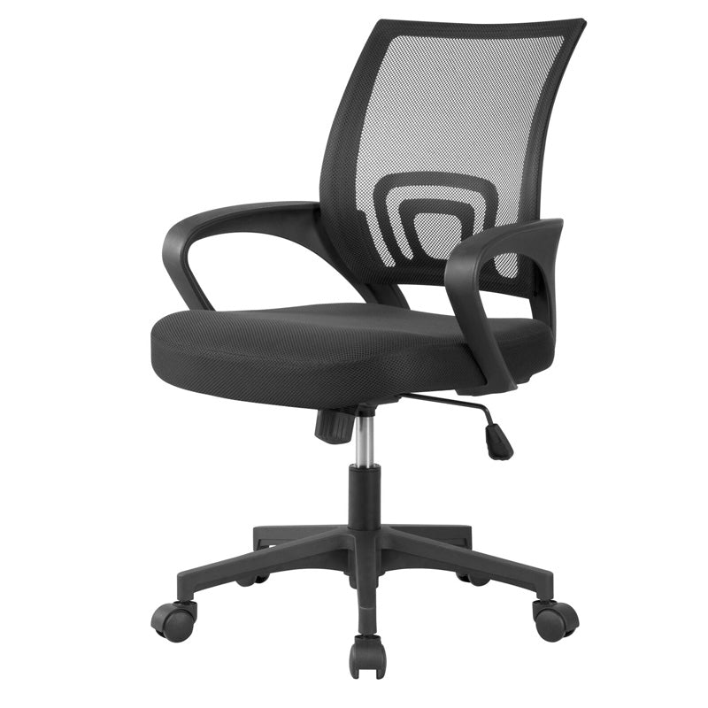 Adjustable Ergonomic Mesh Swivel Computer Office Desk Rolling Chair