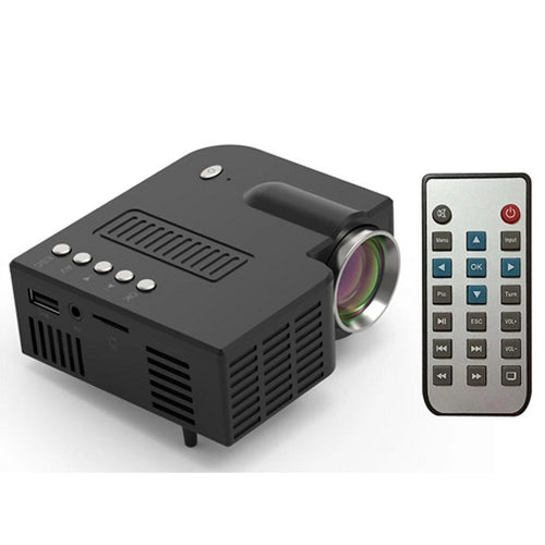 Uc28c 1080p Hd Mini Projector Smart Phone Tv Media Home Theater System