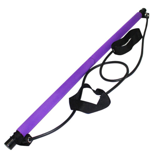 Home Portable Pilates Whole Body Lightweight Resistance Band Exercise