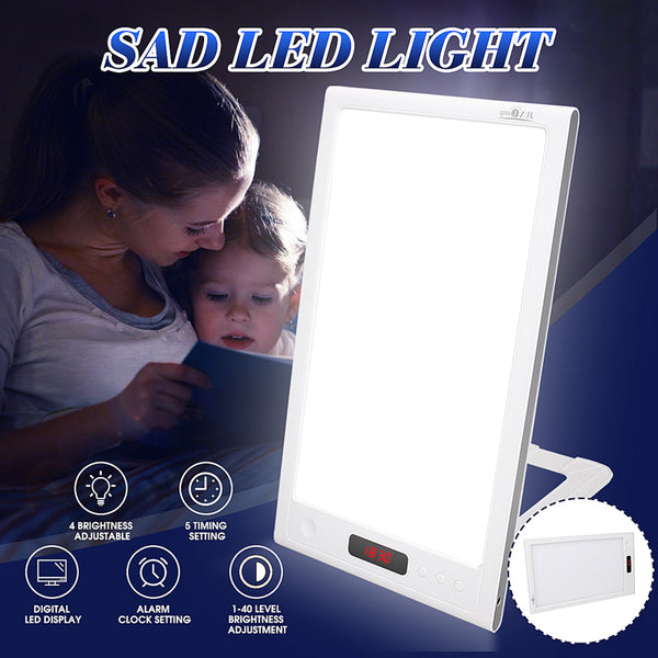 4 Modes Sad Therapy Light Phototherapy Daylight Disorder LED Lamp