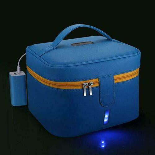 UV Light Sterilization Bag Sterilizer UVC Disinfection Portable Box Sanitizer