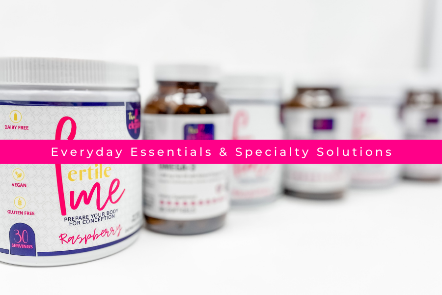 Premium Fertility Supplements