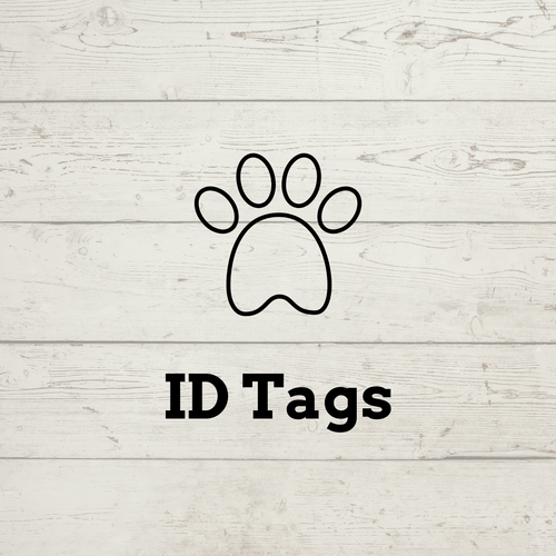 Red Dingo ID Tags