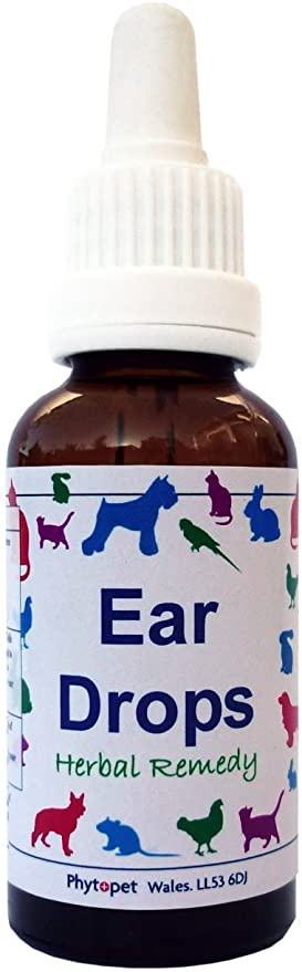 Phytopet Ear Drops 30ml
