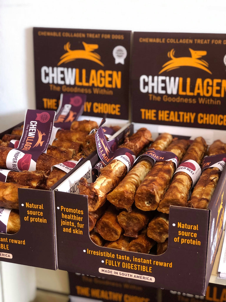 Chewllagen - Collagen Chews for Dogs