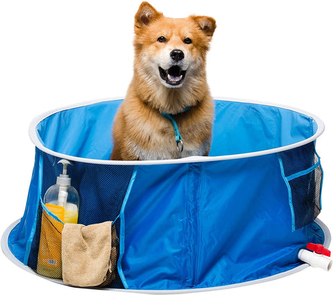 Coco Jojo Pop-up Dog Pool/Bath (3 Sizes)