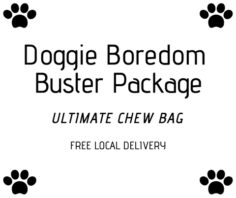 Ultimate Dog Chew Bag